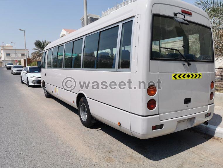 Bus rosa 34 seats