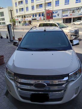 Ford Edge 2012 model