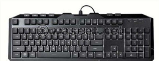 cooler master devaster keyboard
