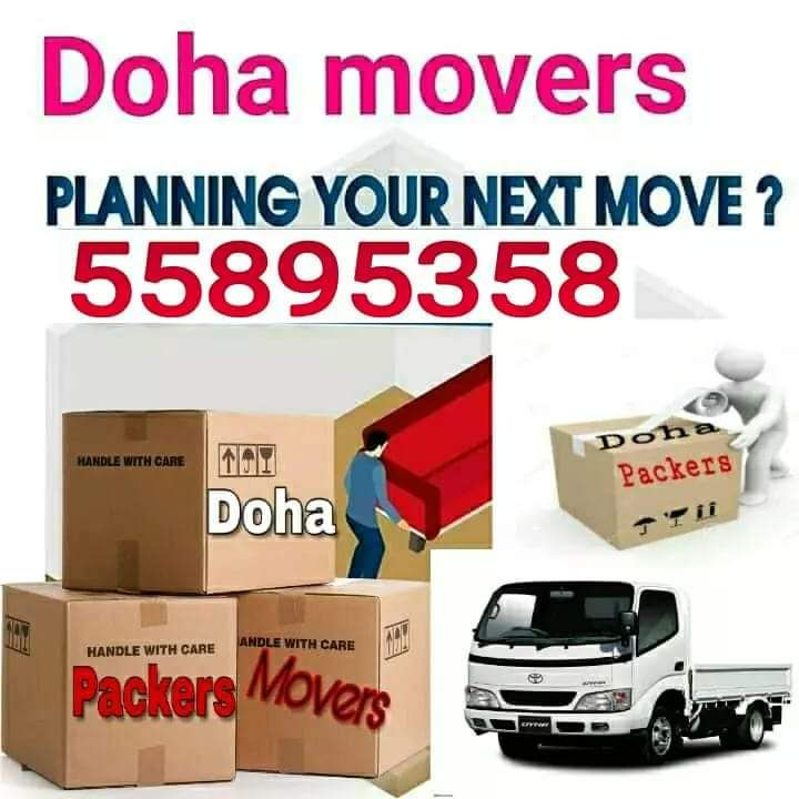 doha movers best moving shifting