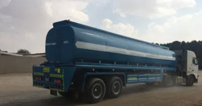 drinking water tanker 8000 gallons