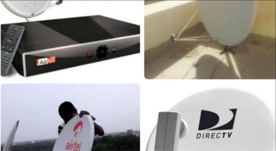 satellite Dish Receiver Sale Service And Installation
