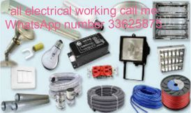 all electrical working