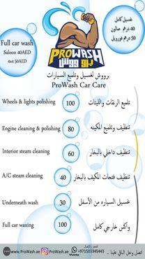 ProWash care care0