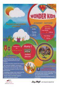 Wonder Kids Preschool & Daycare1