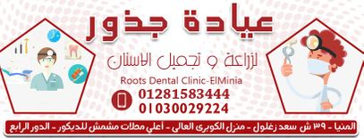 Roots Dental Clinic ElMinia0