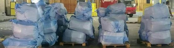 Arabia Cargo for international shipping And Customs clearance10