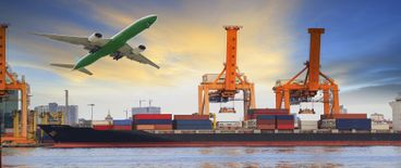 Arabia Cargo for international shipping And Customs clearance2