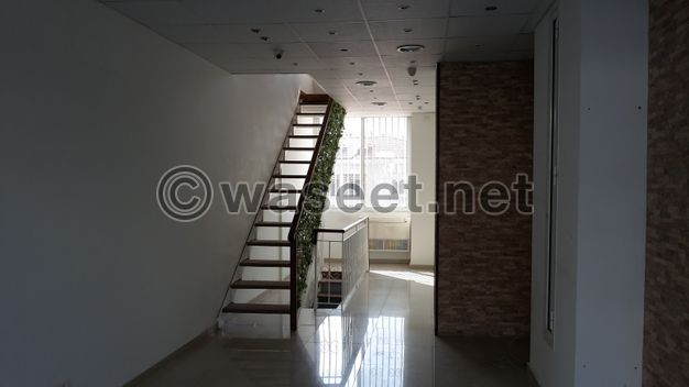 shop on the main road for sale 110 m in adma