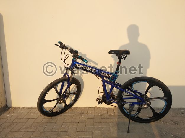 for sale bicycle land Rover 2019
