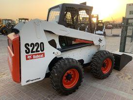 for sale bobcat skid steer louder S220 4