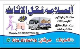 furniture movers company