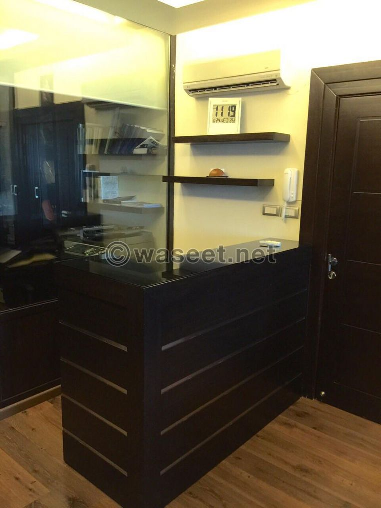 furnished office for rent in jdeide
