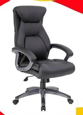 genuine black office chair