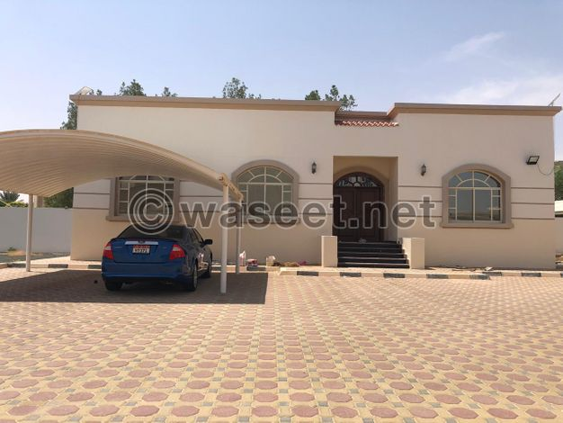 groundfloor villa in sheoba for rent