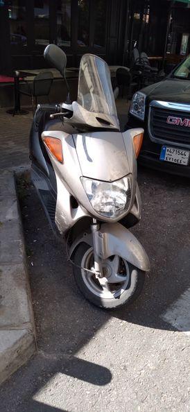 honda 1998/250cc