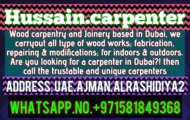 hussain carpenter