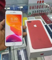iPhone 7 plus 128 GB like new