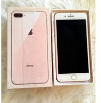 iphone 8 plus 64gb used like new