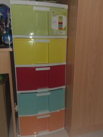 jumbo toy and clothes cabinet