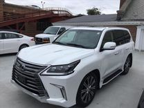 lexus lx570 suv  gcc model 2018 for sale