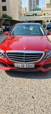 mercedes C200  year 2017 car for sale