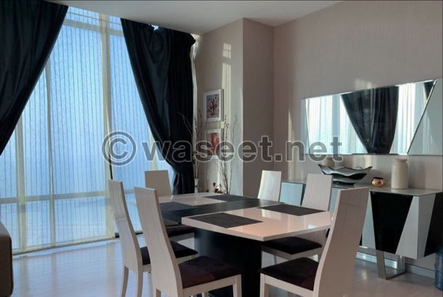 For rent a furnished apartment in Seef district
