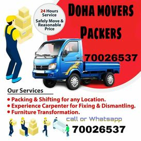 movers packers doha