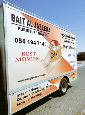 movers company in Dubai Sharjah