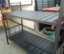 new heavy duty bunk bed 45 kg