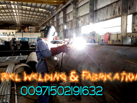 Steel Fabrication of Various Product