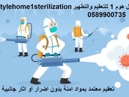 ستايل هوم 1 للتعقيم والتنظيف ومكافحة الحشرات