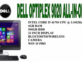DELL OPTIPLEX 9020 All in One Sale