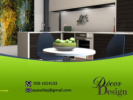 Interior Designing and Decor work