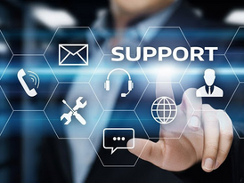 IT Support And Service With  AMC Contract