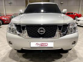 Nissan Patrol SE 2013 Car