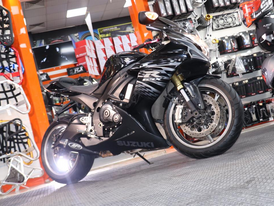 suzuki 750 cc model 2011