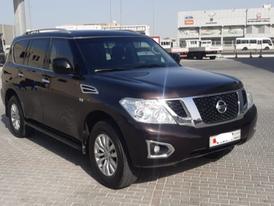 Nissan Patrol XE 2015