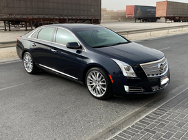 Cadillac XTS 4 Platinum 2013