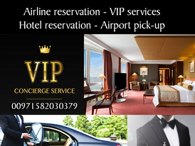 Book VIP Services Booking Hotels
