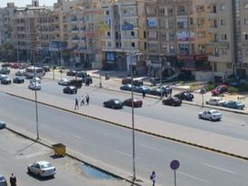 للبيع شقة في ميدان الحصري