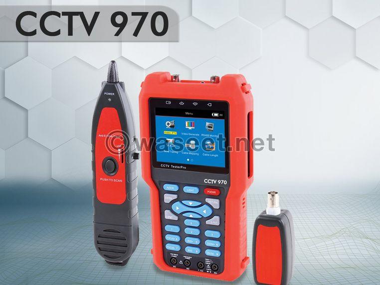 cctv970 فاحص كاميرات المراقبة