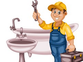 Building maintenance, plumbing and repairing water leaks