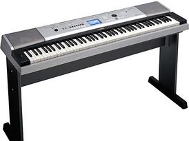 Grand digital piano