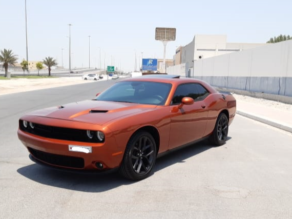 Dodge Challenger SXT 2020