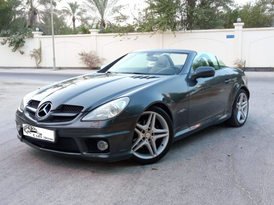 Mercedes SLK300 2011