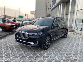 BMW X7 X Drive 40I  2019