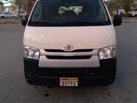 Toyota Hiace Cargo Van