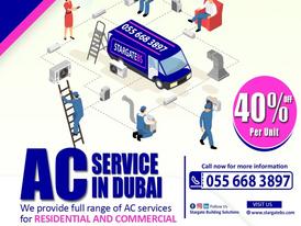 AC Maintenance Dubai and AC Service Dubai StargateBS