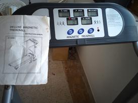 جهاز جري Treadmill يدوي